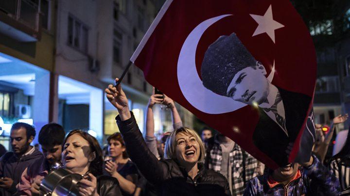 فتح ترکیه پشت حصار استانبول