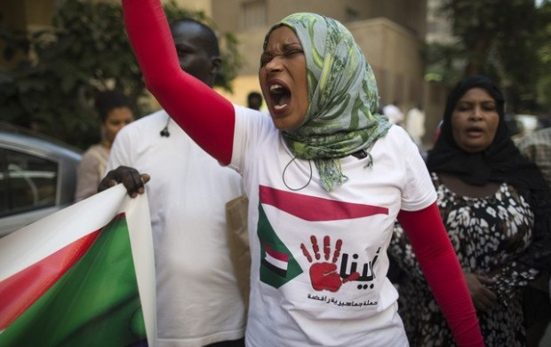 مردم الجزایر و سودان: إرحلو جمیعا / همگی گم شوید