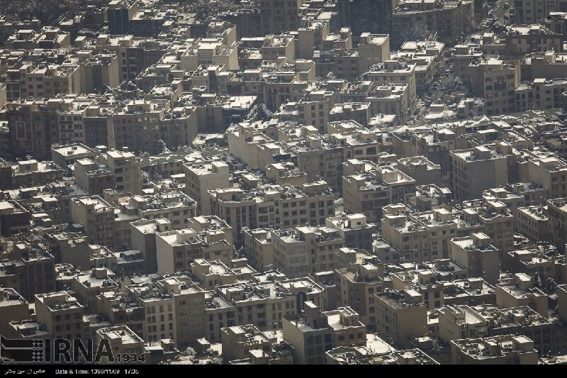 مناطق در معرض ریسک تهران کدامند؟