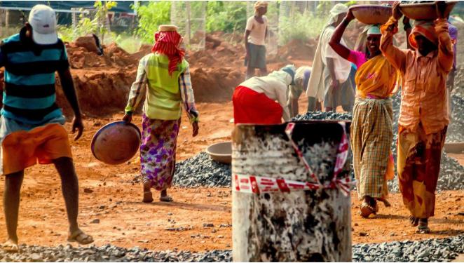 کارگران سوخته؛ جدیدترین تلفات فاجعه آبوهوایی