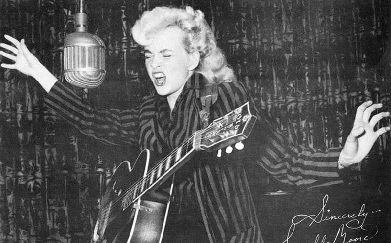 نقش زنان در شکلگیری موسیقی راک اند رول