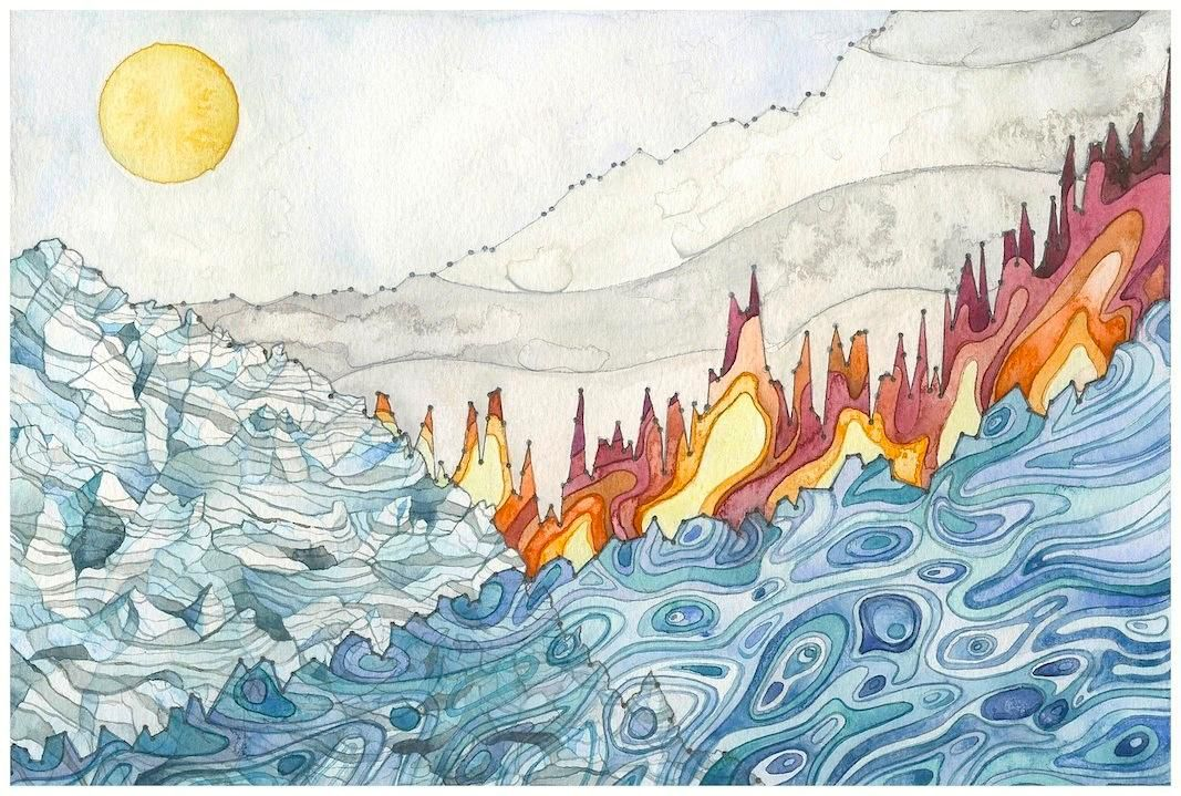موجهای گرما را به عنوان بخشی از جهانی که ساختهایم بشناسیم