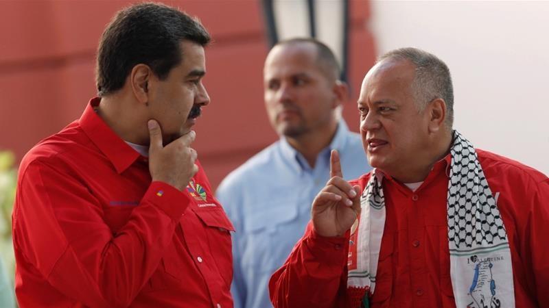 مذاکرات محرمانه آمریکا و اطرافیان نیکولاس مادورو