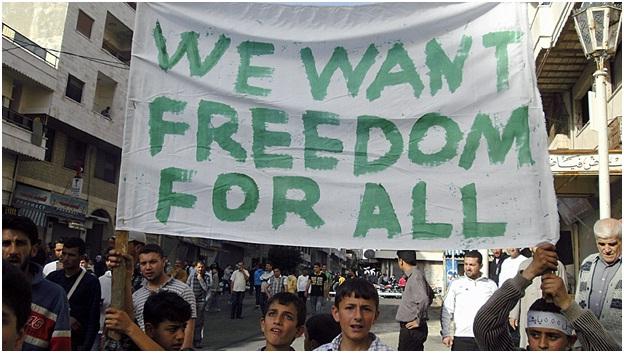 آزادی اولویتبردار نیست