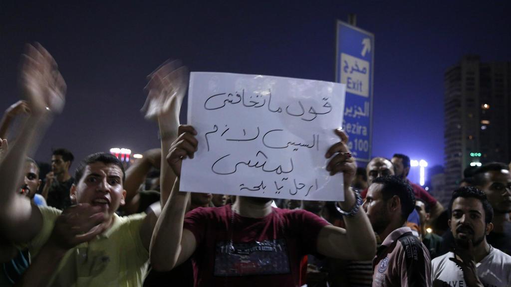 بازگشت مصریهای معترض به خیابان