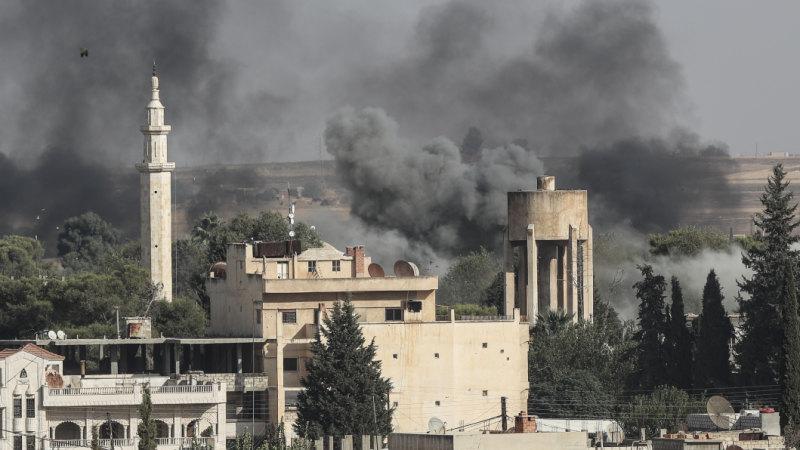 «کشتار دستهجمعی در کردستان سوریه را متوقف کنید»