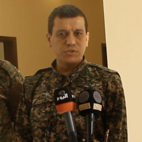 فرمانده نظامی کردهای سوریه:  ما به قولهای آنها اعتماد نمیکنیم؛ راستاش را بخواهید؛ دیگر نمیتوان گفت بهچهکسی میتوان اعتماد کرد...