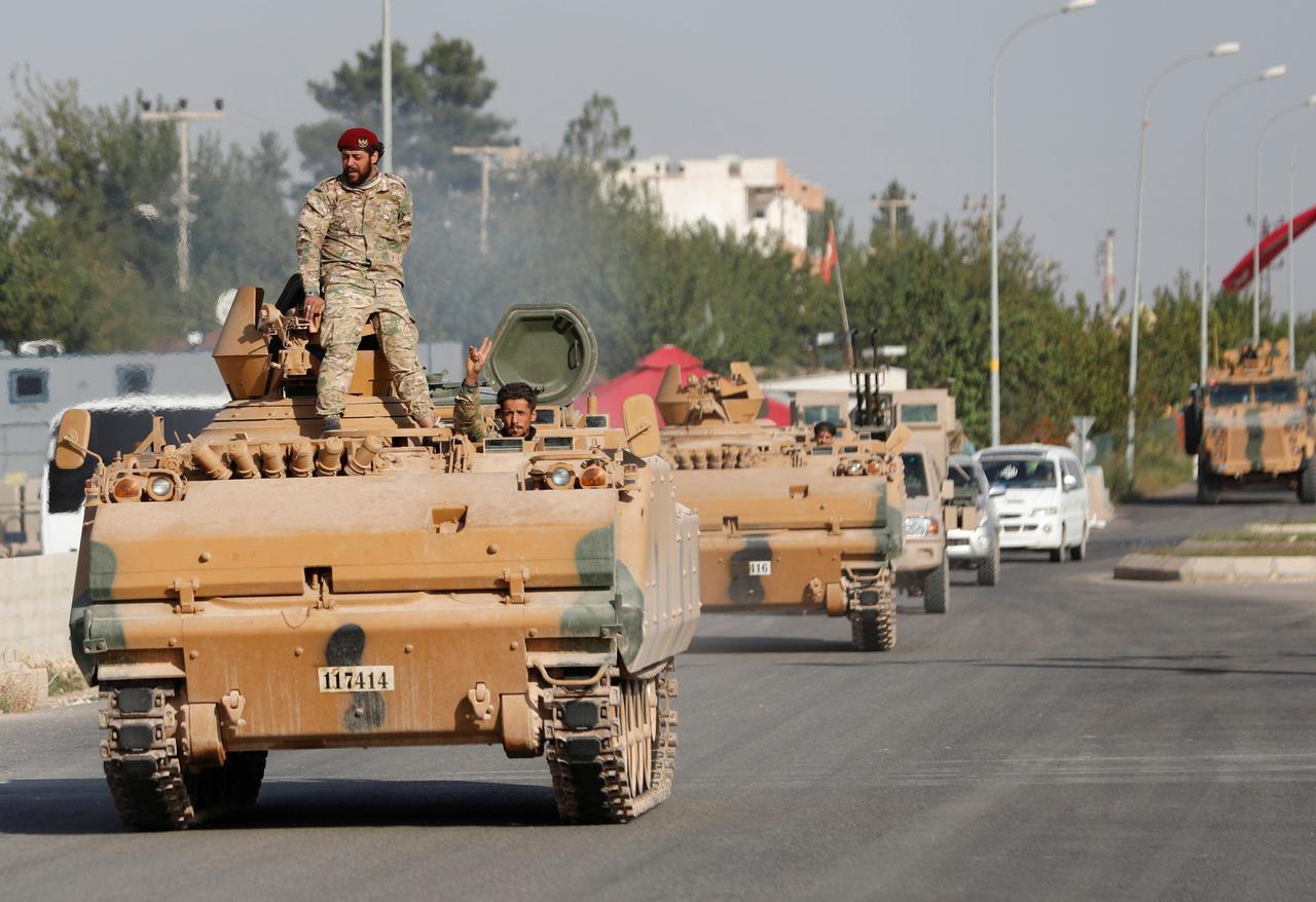 توافق نیروهای دموکراتیک سوریه با دولت مرکزی