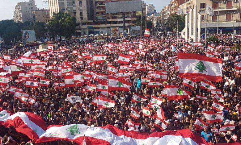 لبنان؛ نگاهی از درون به انقلابی از درون