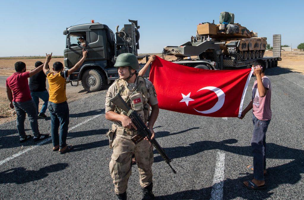 جنگ ترکیه در سوریه؛ جنگی برای فاشیسم