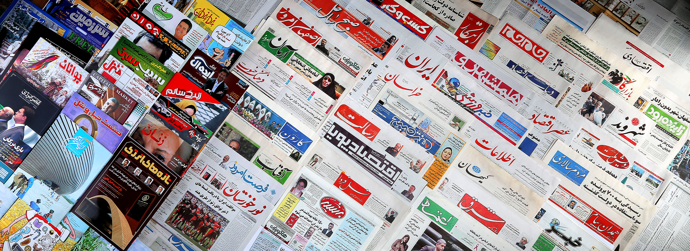 رسانهها خالی از صدای مردم