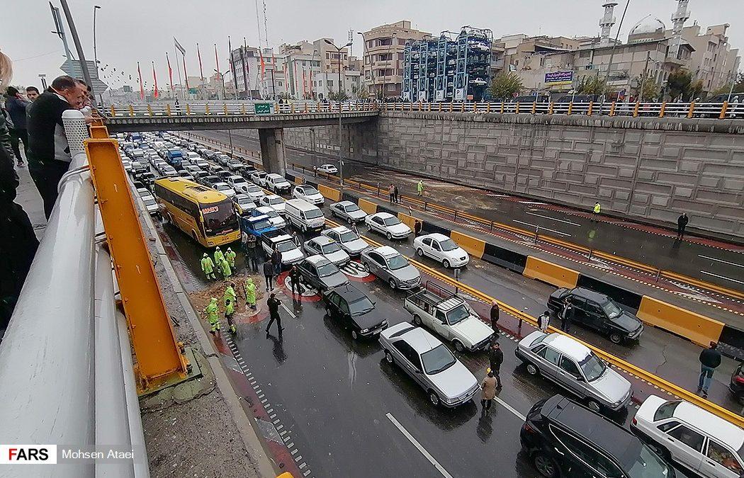 تعطیلی مدارس، دانشگاهها و سینماها در تهران