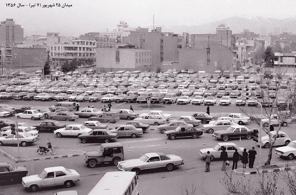 «تهران-۵۶» از دریچهای دیگر