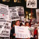 آموزش قانون کار به دانشآموزان با آغاز اعتصاب در شیکاگو