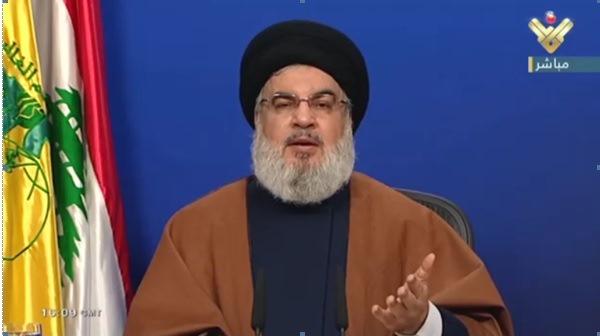 نصرالله: ایران خود پاسخ مهاجمان را خواهد داد