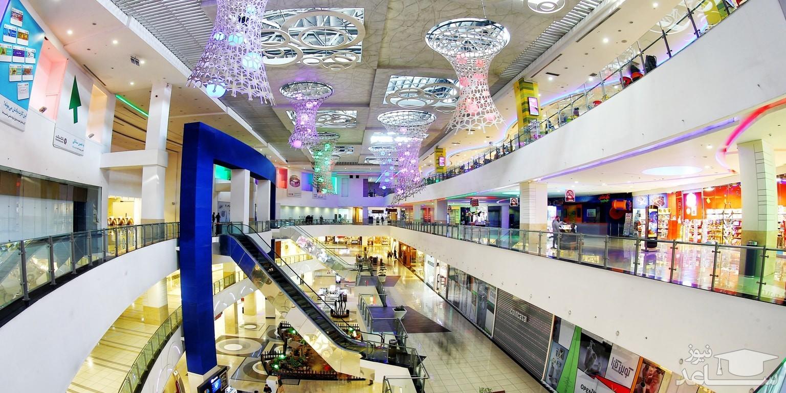 ۲۰۰ مرکز تجاری پر خطر در تهران وجود دارد