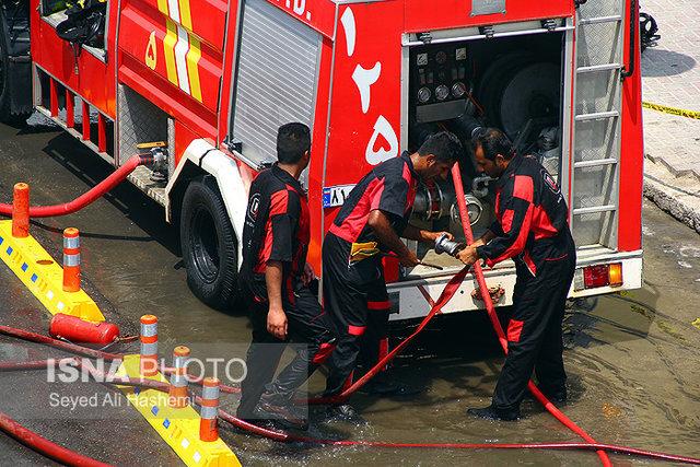 نیمی از ایستگاههای آتشنشانی اهواز ماشین ندارند