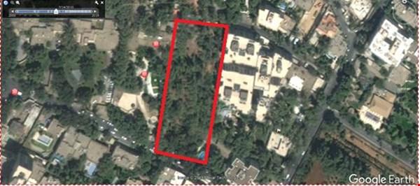 باغ شش هزار متری برج میشود