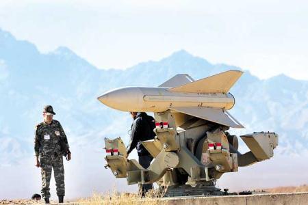 رفع تحریم با کمک افزایش توان نظامی