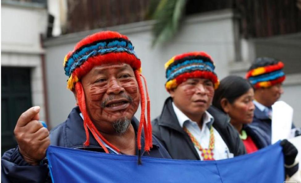 پیروزی بومیان پرو بر شرکتهای نفتی