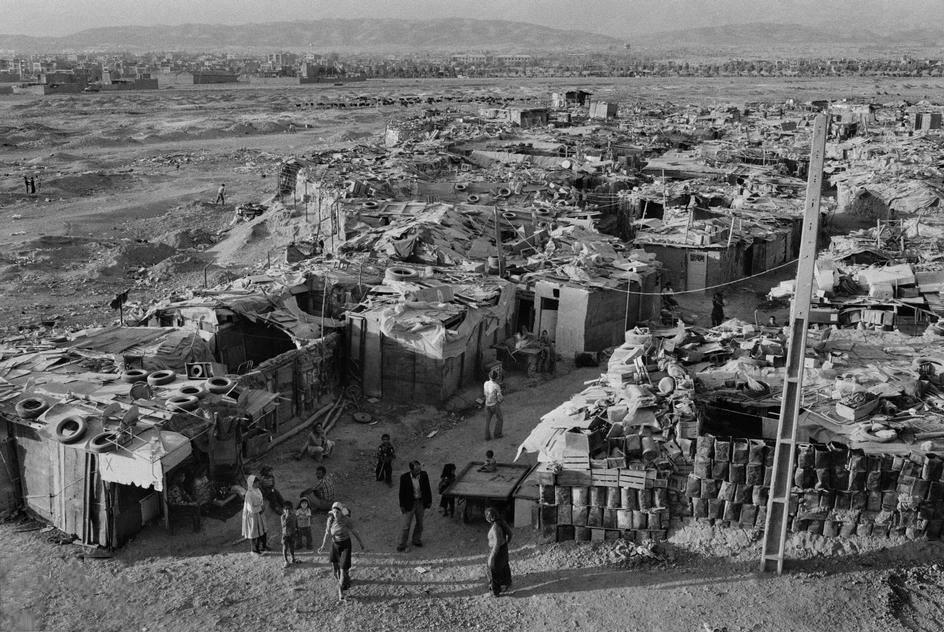 حلیآباد تهران - 1357