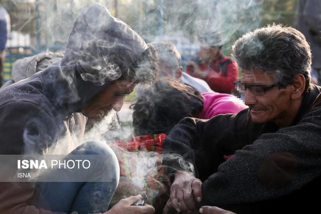 وزارت بهداشت از پذیرش معتادان دارای زخم باز خودداری میکند
