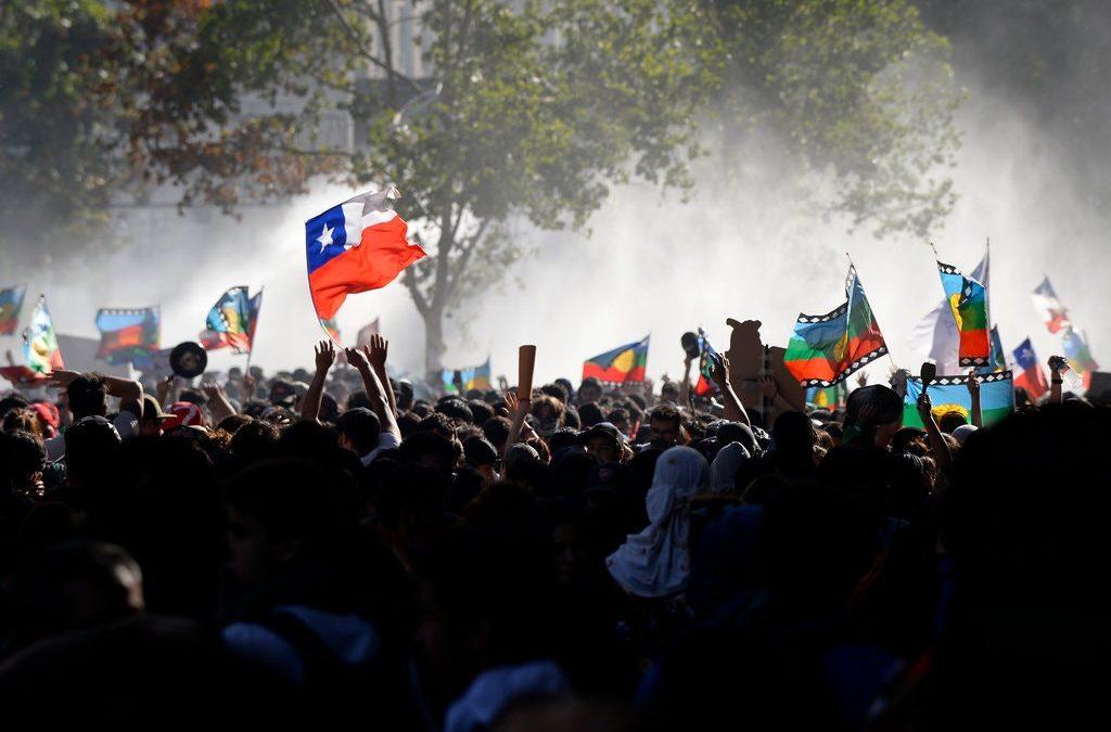 چالشی برای شیلی و جهان