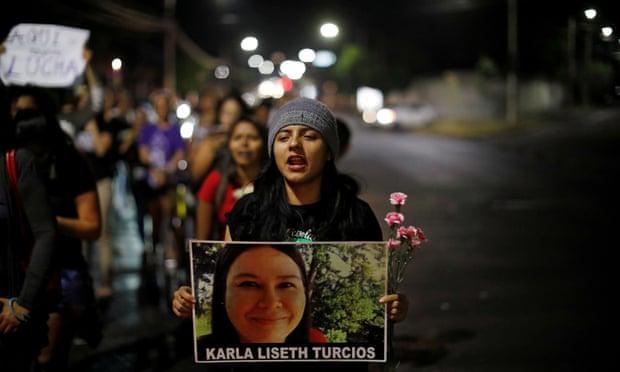 افزایش مجازات زنکشی در السالوادور