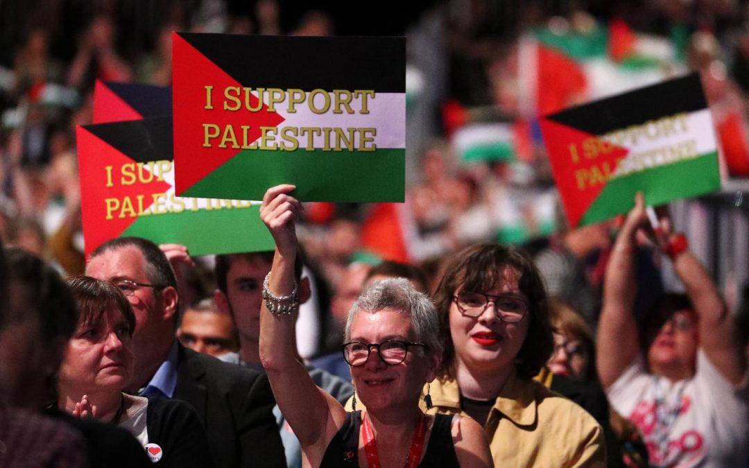 وعده منع واردات کالاهای اسراییلی در انتخابات پارلمانی ایرلند