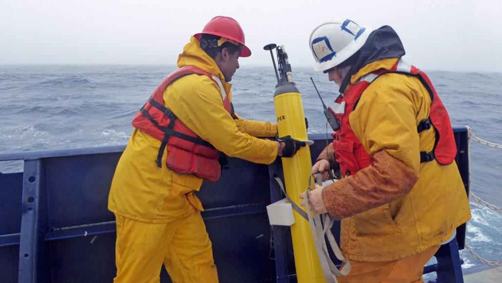 احتمال تاثیر تغییرات اقلیمی بر گردش سطحی اقیانوسها