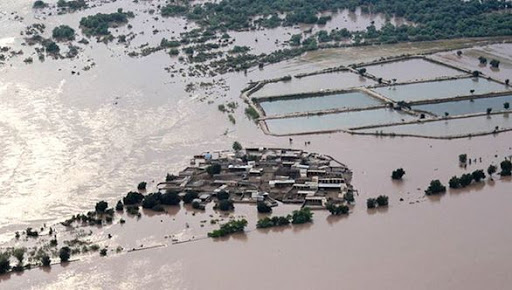 اقلیم و سامانههای هشدار سیل زودهنگام