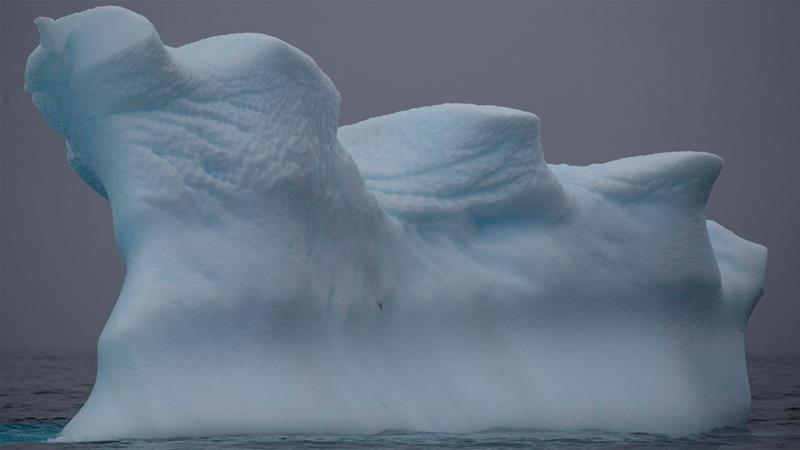 گرمترین روزهای تاریخ در قطب جنوب