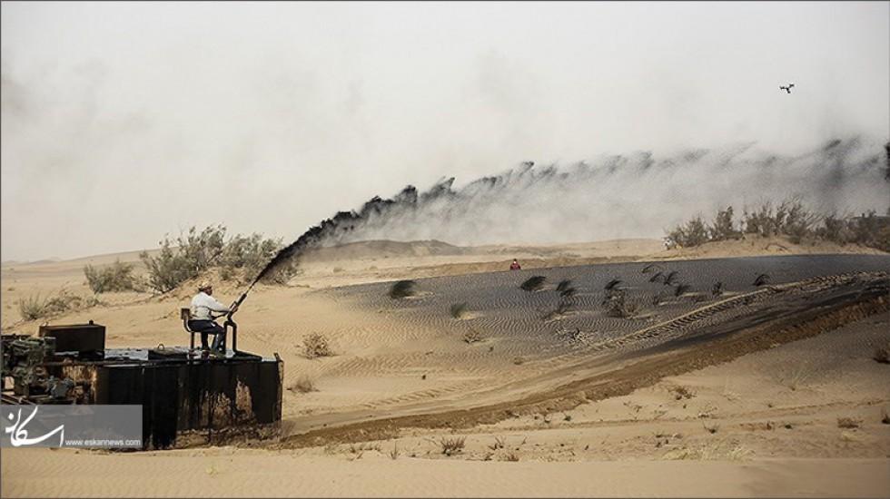 ادامه مالچپاشی در خوزستان علیرغم هشدارها