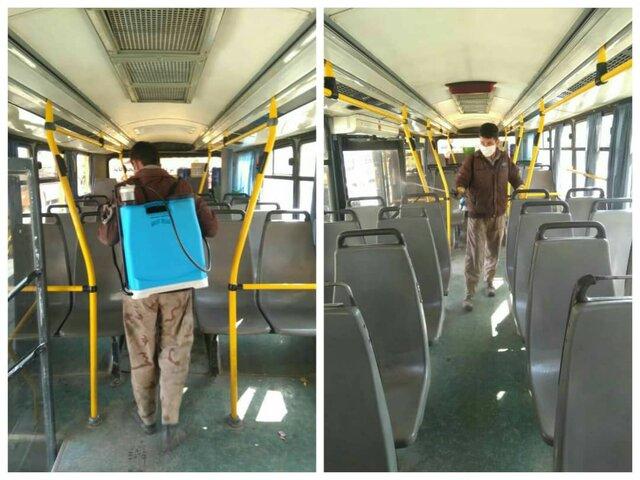 رانندگان اتوبوس شهری در معرض خطر ابتلا به کرونا هستند