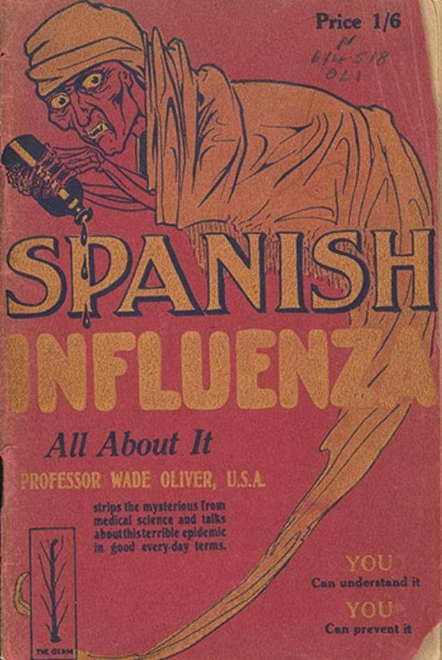 سپانیا که درگیر جنگ نبود، برخلاف مطبوعات سانسورشده در کشورهای درگیر جنگ از جمله ایالات متحده، به تفصیل از بیماری نوشتند. به همین دلیل با نام «آنفلوآنزای اسپانیایی» شناخته شد