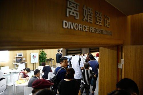 آمار بالای طلاق در برخی استانهای چین بعد از کرونا