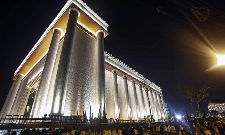 پیروزی کلیسای برزیلی بر دستور قرنطینه