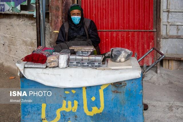 کرونا فقر در ایران را یکونیم برابر میکند