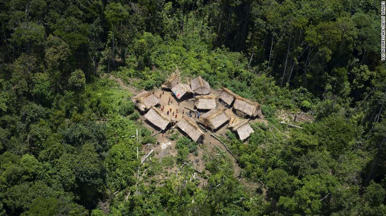 کرونا به بومیان آمازون رسید