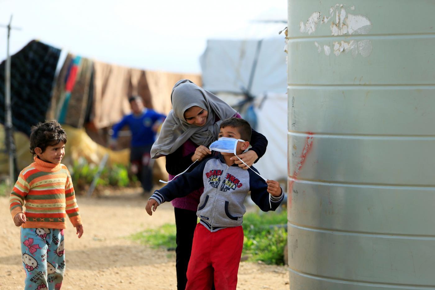 بحران نان در لبنان