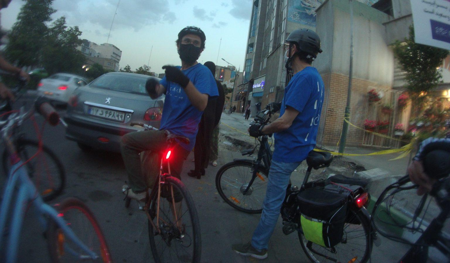 دوچرخههایی که کرونا را دور میزنند