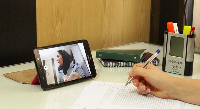 آموزش مجازی؛ آموزش عریانساز
