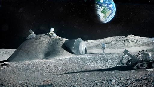 تولید سیمان با ادرار فضانوردان