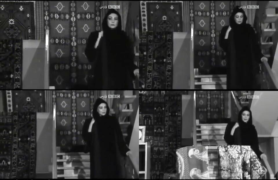 «غیبت» دوباره خانم علیزاده