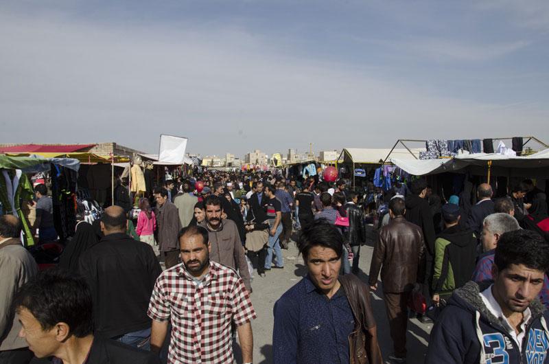 نگرش ایرانیان به مهاجران افغانستانی