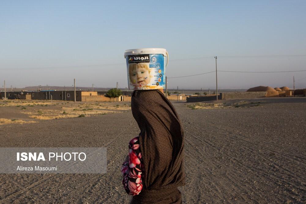 بیآبی در «بشیرآباد» باعث سقط جنین میشود