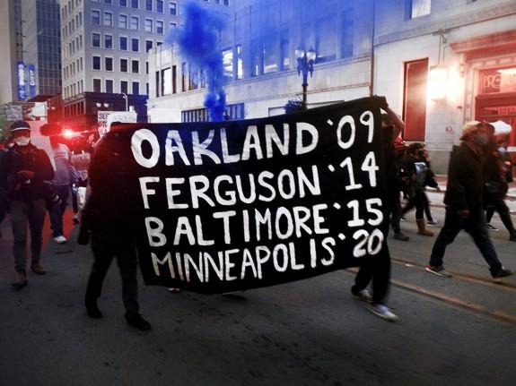 تظاهراتها ایده «انحلال پلیس» را همهگیر میکند؟