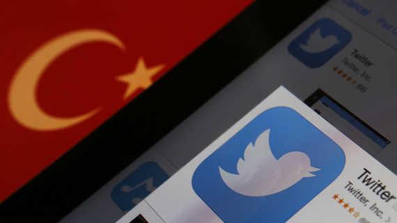 توییتر هزاران اکانت ضدکرد دولت ترکیه را بست