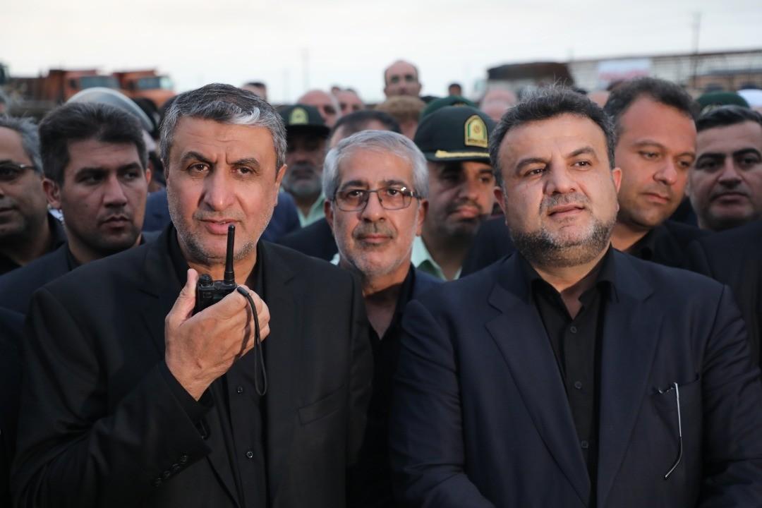 وزیر مسکن مردم را به تحریم دعوت کرد