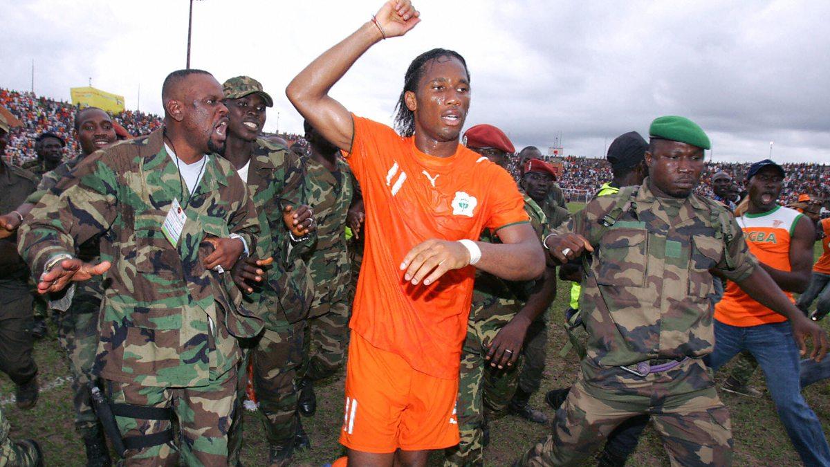 چگونه دروگبا کشور جنگزده ساحل عاج را متحد کرد